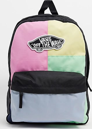 Vans Realm backpack in checkwork-Multi