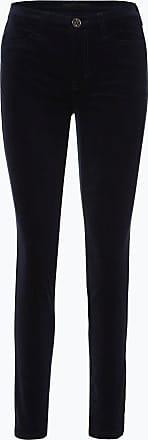 MAC Damen Hose - Velvet blau