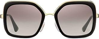Prada Prada Cinéma eyewear - Preto
