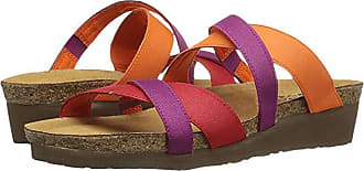 Naot Roxana (Aqua Stretch/Royal Blue Stretch/Gloss Purple Stretch) Womens Shoes