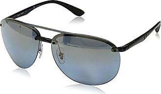 5534cf0321 Ray-Ban CHROMANCE RB 4293CH GREY BROWN GREY men Sunglasses