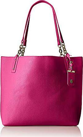 603875863e5 Tommy Hilfiger Travel Tote Bag for Women Gabby, Geranium-Patent