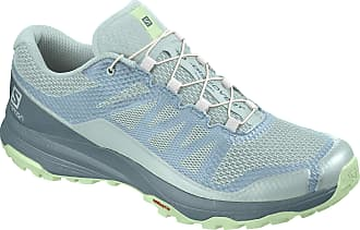 Salomon Salomon Womens Trail Running Shoes, XA DISCOVERY W, Colour: Turquoise (Icy Morn/Hydro./Patina Green), Size: UK size 4