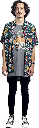 YSKI Camisa Estampa Floral 70s GG