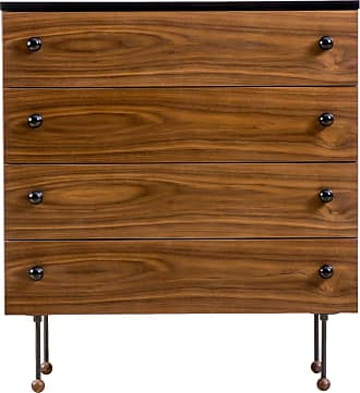 GUBI 62 Series Chest of 4 Drawers