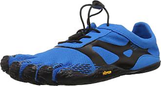 Vibram Fivefingers Mens KSO Evo Multisport Indoor Shoes, Blue (Blue/Black), 12-13 UK (49 EU)