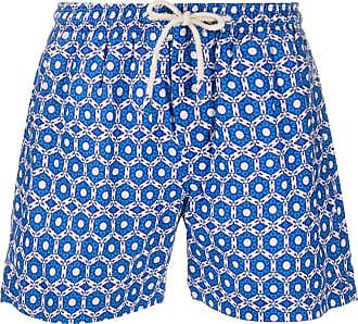Peninsula Short de natação Ischia - Azul