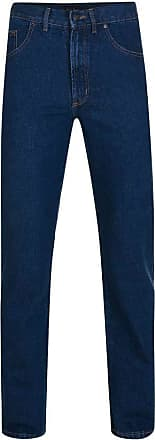 Pierre Cardin Calça Jeans tradicional Blue Mid 42