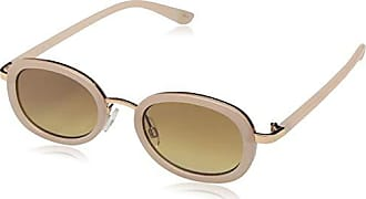Jessica Simpson Womens J5682 Nd Non-Polarized Iridium Oval Sunglasses Tortoise 60 mm