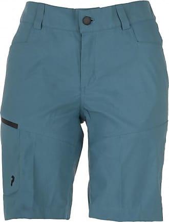 c9c08beff8 Peak Performance Iconiq Long Short Shorts für Damen | blau/türkis