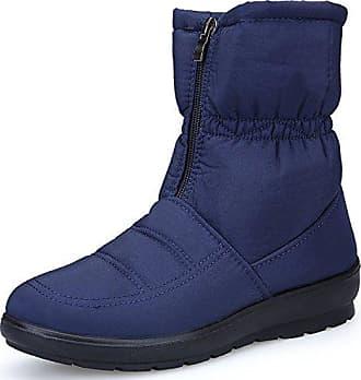 Gefütterte Stiefel für Damen in Blau: Jetzt bis zu −55