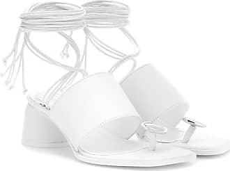 Ellery Embellished leather sandals