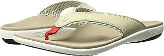 Spenco Candy Stripe (Tan) Womens Sandals