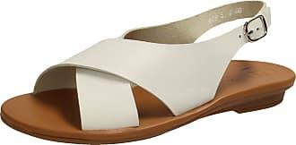Paul Green 7300 Sandal 7300-056 White Size: 4.5 UK