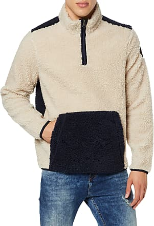 Napapijri Mens TEIDE 2 HZ Sweatshirt, Beige (Natural Peyote Nn1), L