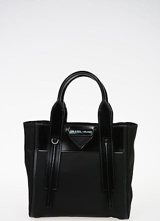 Prada Leathe and Nylon Shopping Bag Größe Unica