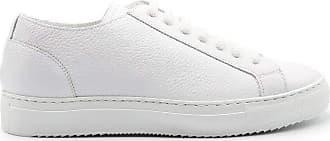 Doucal's Fashion Man DU2335ERICUZ109I40336 White Leather Sneakers | Spring Summer 20