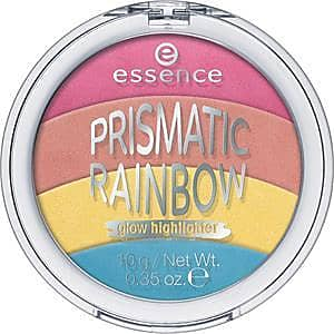Essence Teint Puder & Rouge Prismatic Rainbow Glow Highlighter Nr. 10 Be A Unicorn 10 g