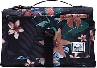 Herschel Summer Floral Black Change Mat