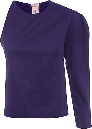 Wymann Blusa Assimétrica - Azul