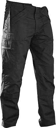 Regatta Mens New Lined Action Trouser (Long) (44W x Long) (Black)