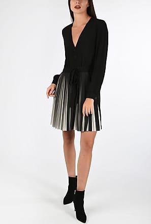 Armani EMPORIO Pleated Dress Größe 42