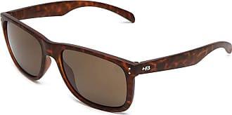 HB Óculos de Sol HB Ozzie Matte Havana Turtle Brown Cor:Marrom;Tamanho :Único