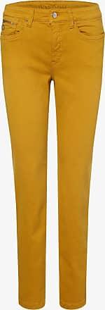 MAC Damen Hose - Dream Slim gelb