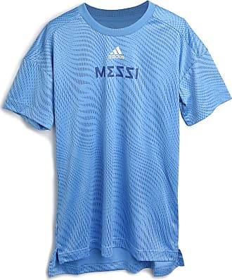 adidas Performance Camiseta adidas Performance Menino Escrita Azul