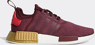 adidas Originals NMD sneakers in burgundy-Red
