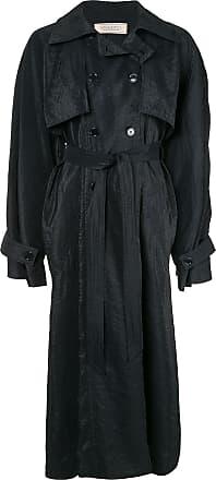 Nina Ricci Trench coat dupla face longo - Azul