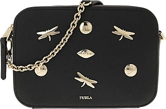 Furla Cross Body Bags - Brava Zaffiro.Mini Crossbody Nero - black - Cross Body Bags for ladies