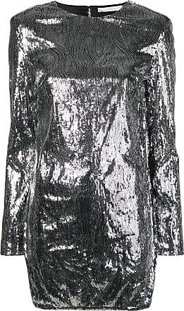 08777625163c Amen Mini abito con paillettes - Color Argento