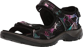 Ecco Womens Yucatan outdoor offroad hiking sandal, orchid, 5-5.5 M US