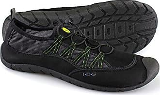 Body Glove Mens Sidewinder Water Shoe, Black/Yellow, 11