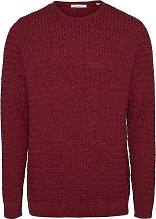 Knowledge Cotton Apparel Pullover Field Structured Knit