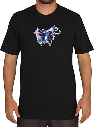 Lost Camiseta Lost Leghtning Sheep - Preta - P