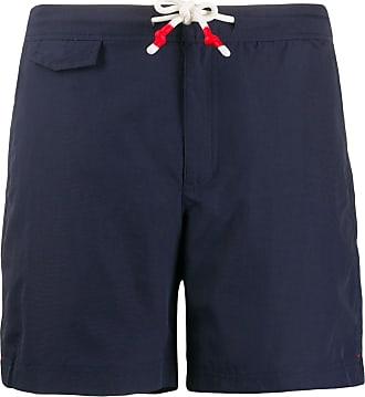 Orlebar Brown Short de natação Standard midi - Azul