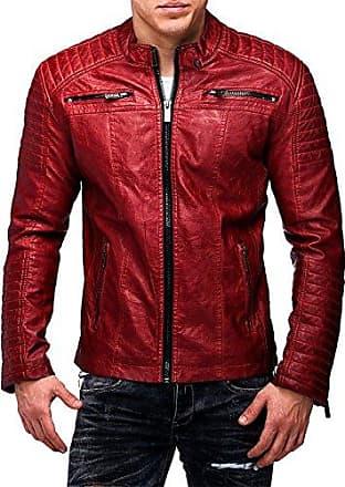 promo code 818f6 59581 Lederjacken in Rot: Shoppe jetzt bis zu −66% | Stylight