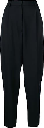 Vanessa Bruno Athé drop crotch tailored trousers - Azul