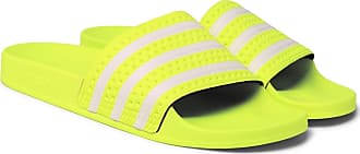 Textured Originals Yellow rubber adidas Adilette Slides EZwXqd7f