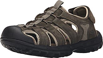 48a00c2d3cabc Skechers USA Mens Garver-Selmo Sandal