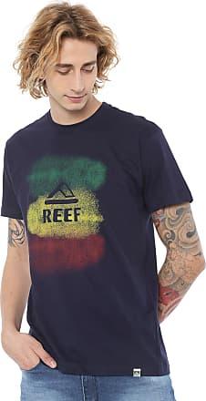 Reef Camiseta Reef Roots Azul-Marinho