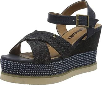 Refresh Womens 69595.0 Platform Sandals, Blue (Navy Navy), 4.5 UK