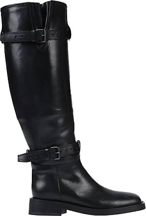 mooie laarzen door ontwerpster