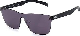 HB Óculos de Sol Hb H-bomb Mask Matte Black | Gray
