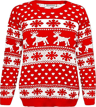 Womens Christmas Pattern Xmas Reindeer Snowflakes Vest Tank Top NEW UK 8-18