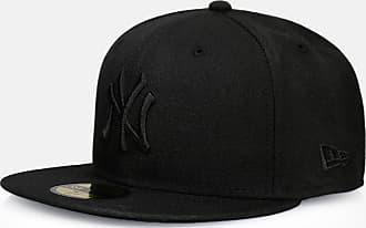 New Era Keps - NY Yankees - Black On Black df6ef943b5e6d