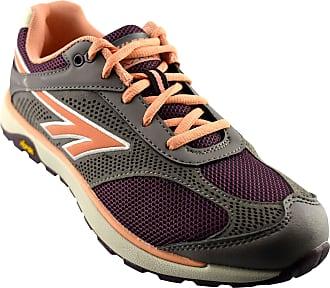 Hi-Tec Ladies Womens New V-Lite Vibram Sole Lace Up Hiking Trainers Shoes Size - Grey - UK 5