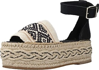 Yellow Women Sandals and Slippers Women ETNIA Black 5.5 UK